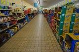 w supermarkecie