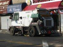 wywóz śmieci, śmieciarka
