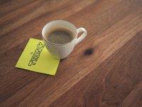 kawa w biurze